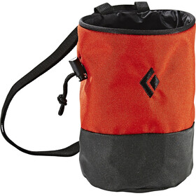 Black Diamond Mojo Chalk & Boulder Bags M-L red/black